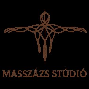 masszázs stúdió logó