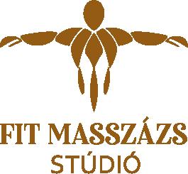 fit masszázs stúdió logó